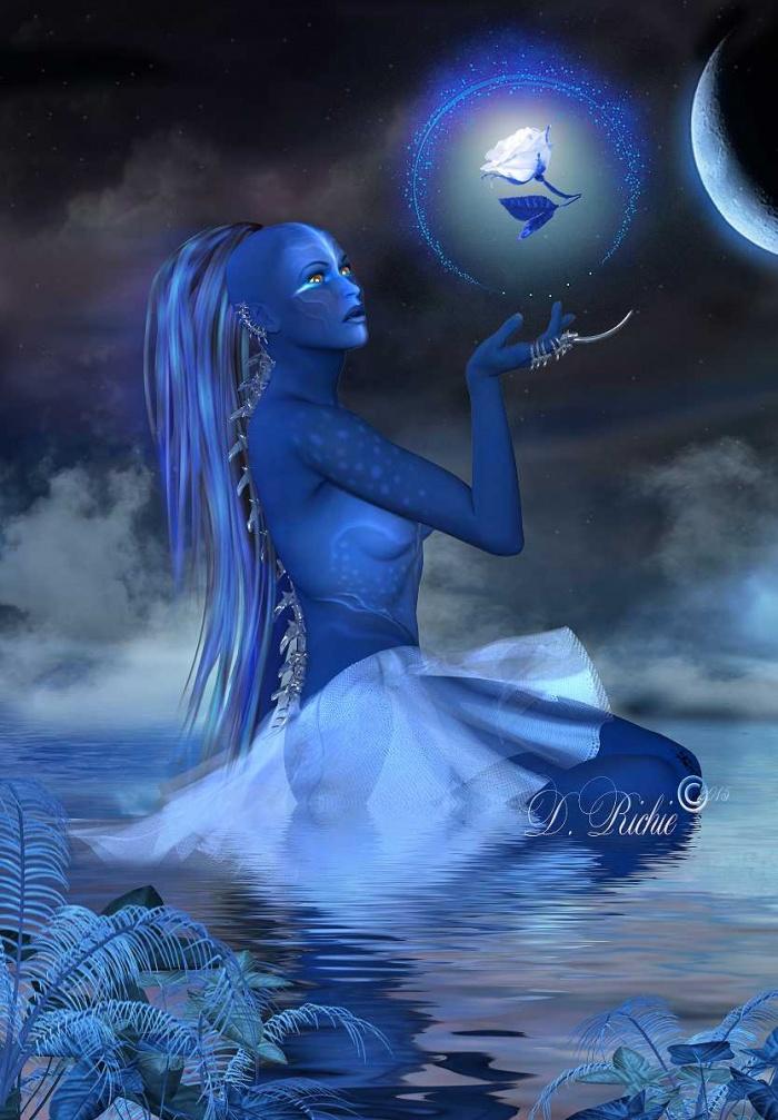 Blue Tilir