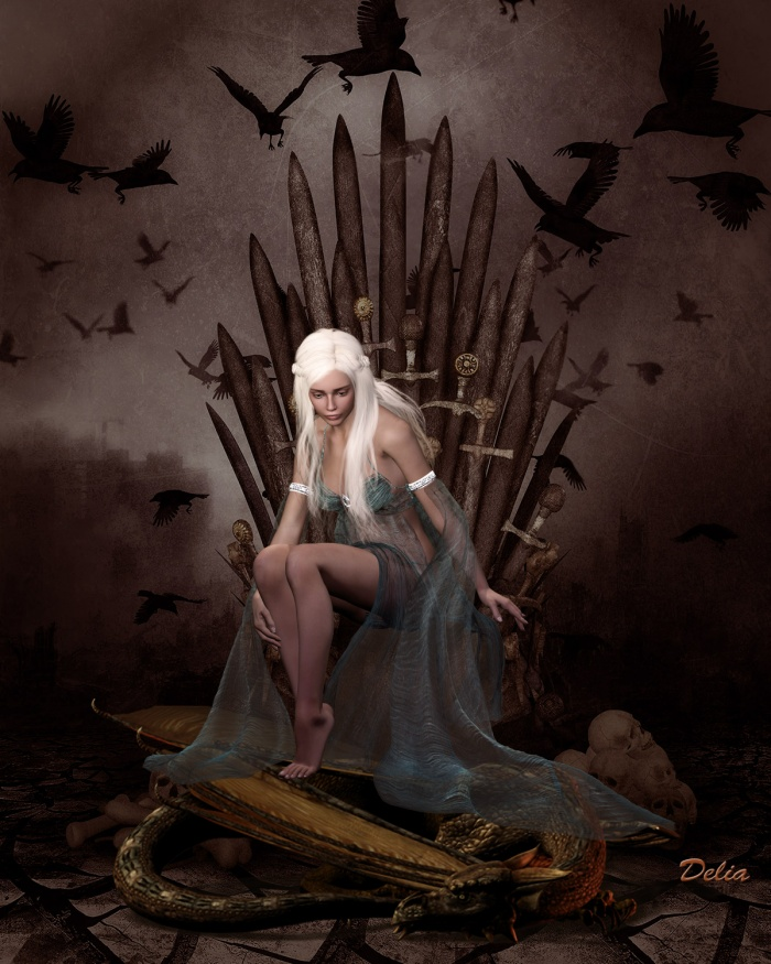 Lady of the Seven Kingdoms
