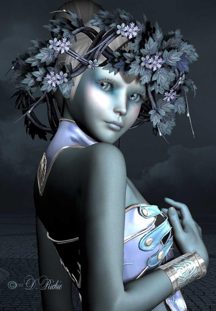 Elphien Blue