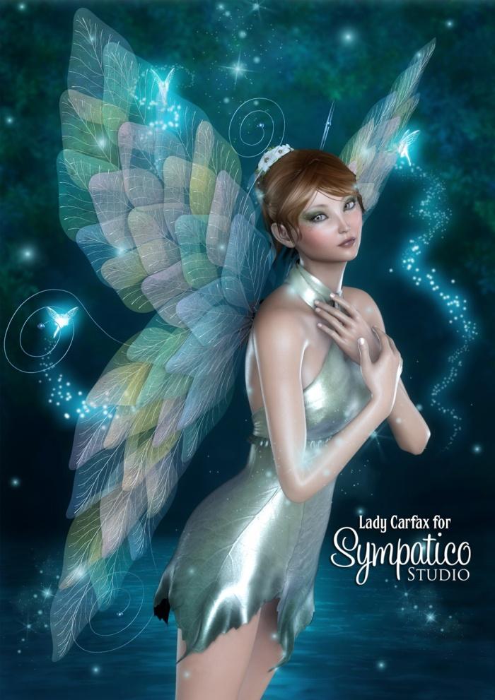 fairy on