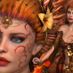 Daijah Fantasy Illustrations