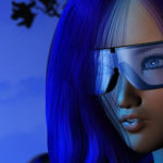 Color Stories – BLUE – Poser and DAZ Studio Showcase